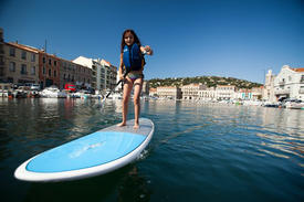 Week end  Stand Up Paddle à Sète