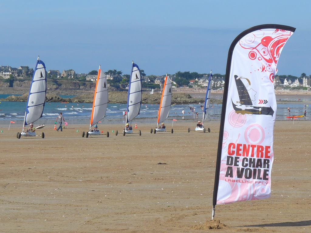 Stage Char A Voile A Saint Malo Ocean Box Le Specialiste Du Coffret Cadeau Char A Voile