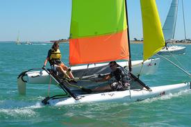 Coffret Cadeau Voile Et Planche A Voile Ocean Box Cours Et Stages De Perfectionnement Avec Le Cnpa Ile De Re L Ecole De Voile De L Ile De Re En Charente Maritime