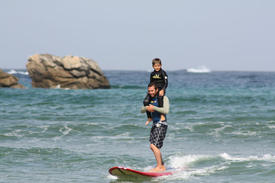 Sweet Spot école de surf, bodyboard et stand up paddle Nord Finistère