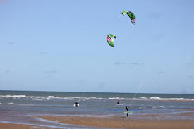Stage Kite Surf en Normandie