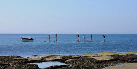 Ecole de stand up Paddle Plouharnel