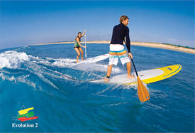 Stand Up Paddle en Baie de Quiberon