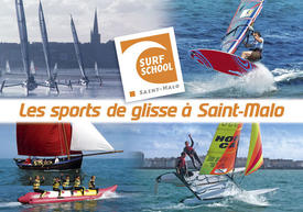 Surf School les sports de glisse à Saint Malo