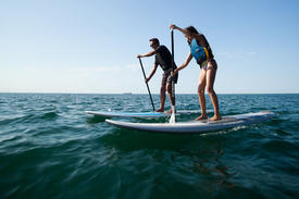 Initiation au Stand Up Paddle à Sète